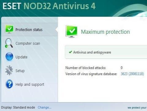 Скачать eset nod32 Antivirus. eset nod32 Antivirus - популярная быстро рабо