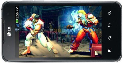 دانلود بازی فوق العاده زیبای آندروید Street Fighter IV HD v1.0