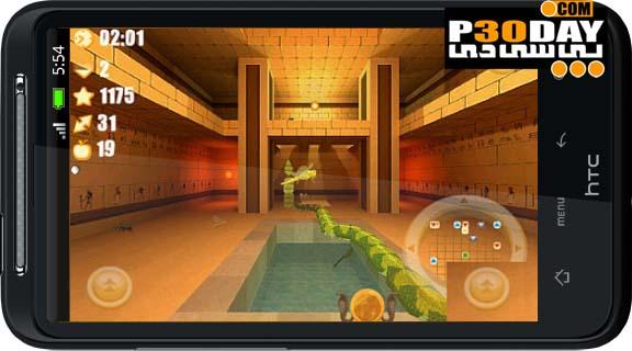 دانلود بازی معروف انتقام مار Snake 3D Revenge آندروید