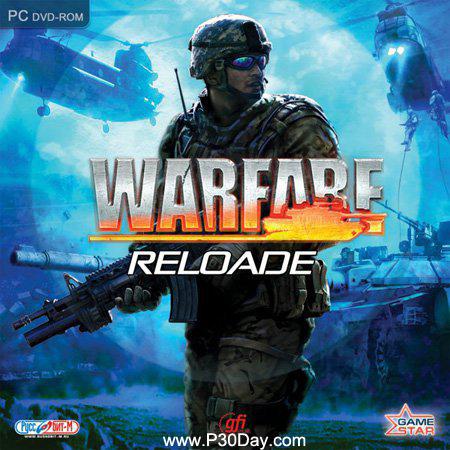 دانلود بازی Warfare Reloaded