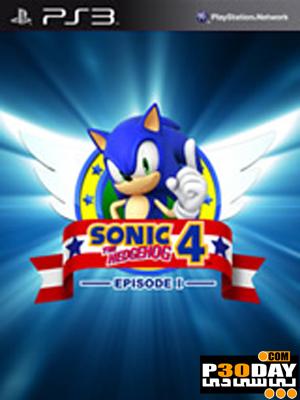 دانلود بازی Sonic the Hedgehog 4 Episode 1 برای PS3