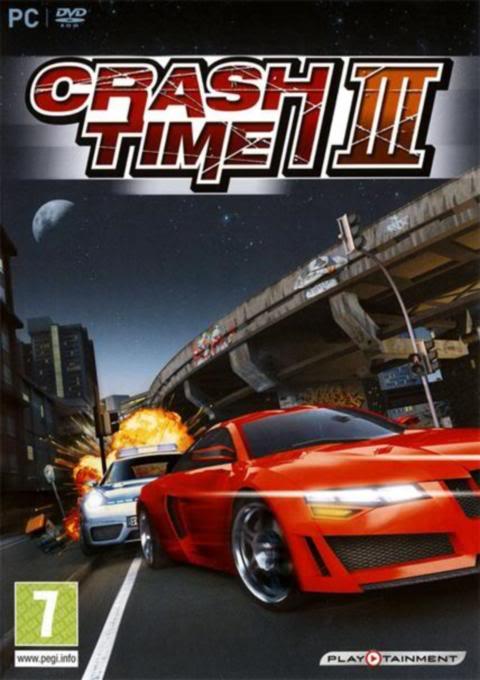 دانلود بازی اتومبیلرانی Crash Time 3 با لینک مستقیم و کرک