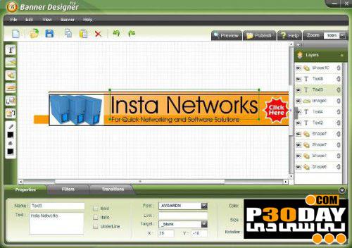 دانلود EximiousSoft Logo Designer 3.26 - طراحی آسان لوگو