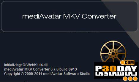 دانلود مبدل Mkv با نرم افزار mediAvatar MKV Converter 6.7.0 Build 201210