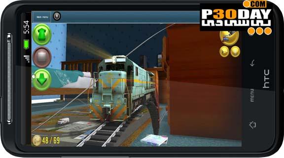 دانلود بازی جذاب و بسیار زیبای My First Trainz Set v1.2 آندروید
