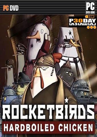 دانلود بازی Rocketbirds Hardboiled Chicken 2012 با لینک مستقیم + کرک