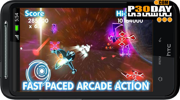 دانلود بازی اکشن و سه بعدی Space Wars 3D v1.0.0 آندروید