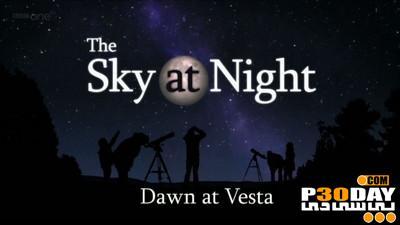 دانلود مستند پیدایش سیارک وستا BBC – The Sky at Night: Dawn at Vesta