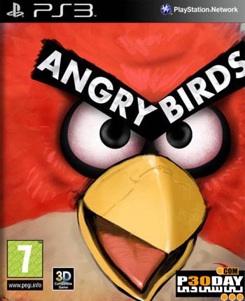 دانلود بازی جذاب Angry Birds برای PS3