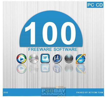 دانلود مجموعه 100 نرم افزار برتر رایگان 2012