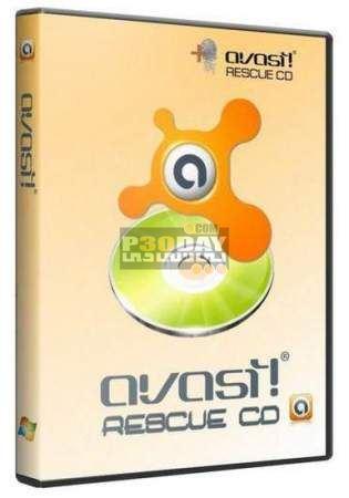آنتی ویروس با قابلیت بوت avast! Rescue CD v.1.0.3