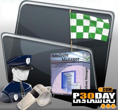 برنامه تغییر خصیصه فایلها و فولدرها Portable Attribute Manager 4.0