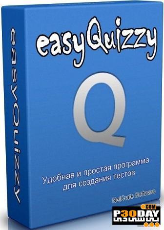 برنامه طراحی آزمون های مجازی easyQuizzy 2.0 Build 412
