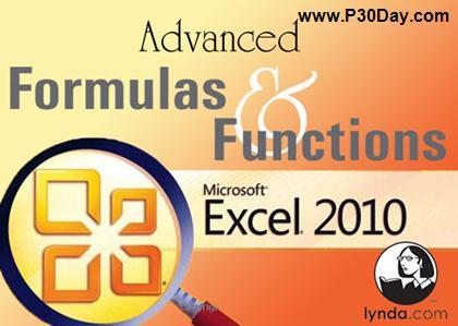 دانلود آموزش تصویری فرمول و کاربرد های حرفه ای اکسل 2010