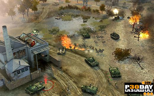 دانلود بازی Codename Panzers Cold War 2009
