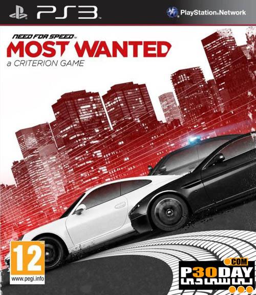 دانلود بازی Need for Speed Most Wanted 2012 برای PS3 با لینک مستقیم