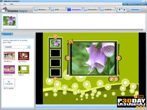 نرم افزار ساخت اسلاید برای تصاویر WebSmartz SlideShow Designer 3.1.0.0