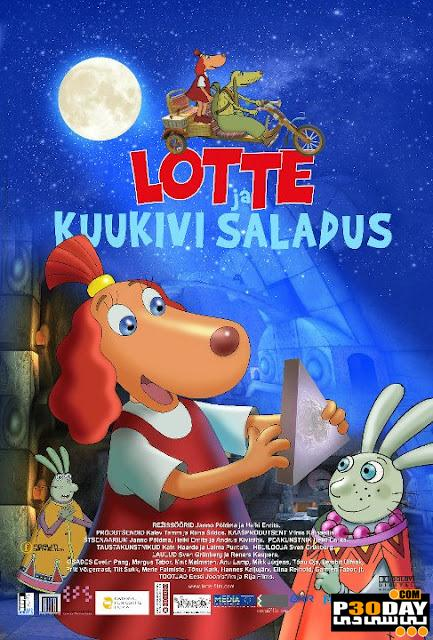 دانلود انیمیشن Lotte and the Moonstone Secret 2011