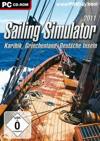 دانلود بازی شبیه سازی قایق بادبانی Sailing Simulator 2011