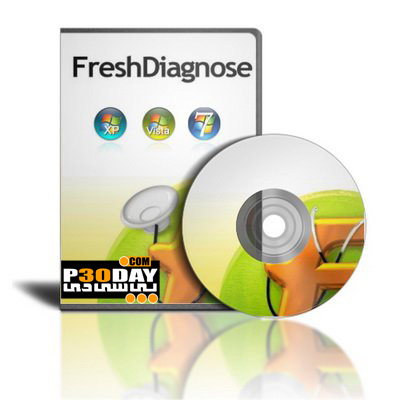 دانلود نرم افزار آزمایش سخت افزارهای کامپیوتر Fresh Diagnose 8.59