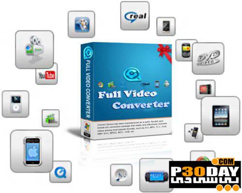 دانلود نرم افزار رایگان مبدل ویدیویی Full Video Converter Free 10.0.5