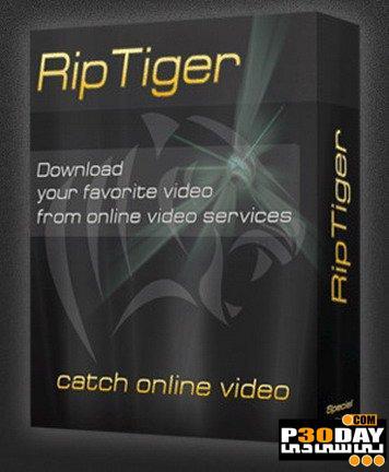 برنامه دانلود ویدیوهای آنلاین RipTiger 3.3.0.1