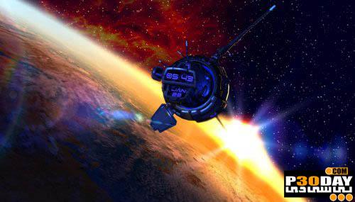 اسکرین سیور بسیار زیبای 3Planesoft Orbital Sunset 3D Screensaver 1.0.0.1