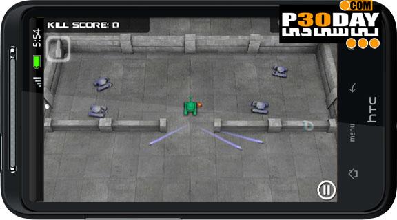 دانلود بازی بسیار زیبا و اکشن Tank Hero 1.5.3 آندروید