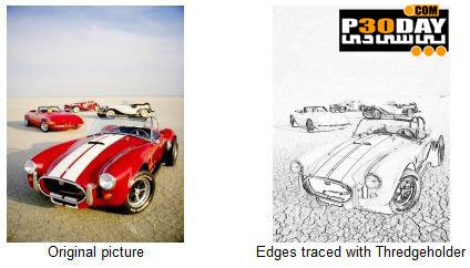 دانلود پلاگین فوق العاده تبدیل عکس به نقاشی Thredgeholder فتوشاپ