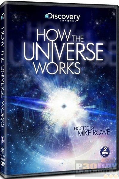 دانلود مجموعه کامل مستند جهان هستی چگونه کار می کند How The Universe Works