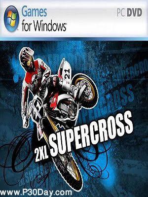 دانلود بازی 2XL Supercross 2010