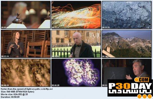 قیلم مستند سریعتر از سرعت نور Faster Than The Speed Of Light 2011