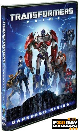 دانلود انیمیشن Transformers Prime Darkness Rising 2011