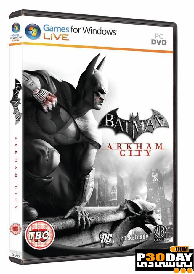دانلود بازی Batman Arkham City 2011 با لینک مستقیم + کرک