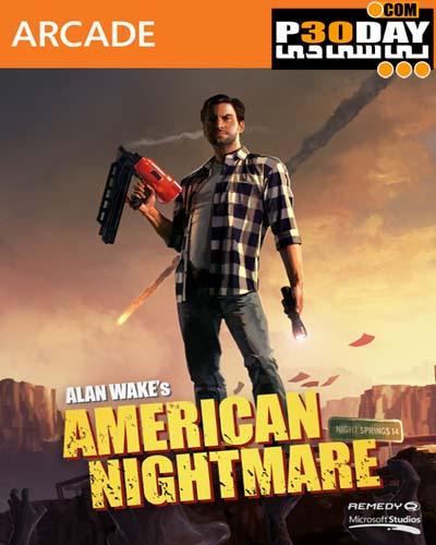 دانلود بازی Alan Wakes American Nightmare 2012 + کرک