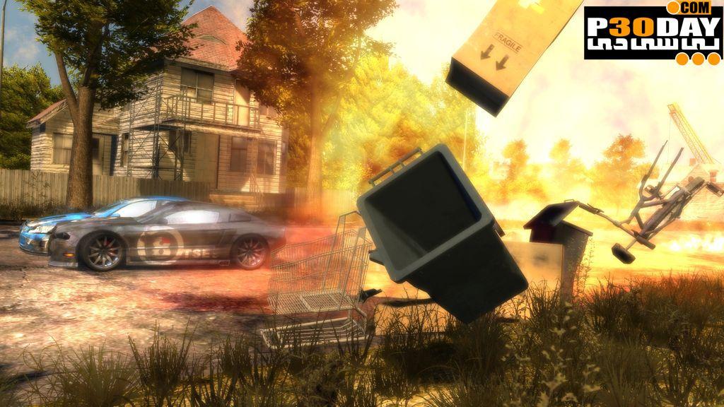 دانلود بازی FlatOut 3 Chaos And Destruction با لینک مستقیم + کرک