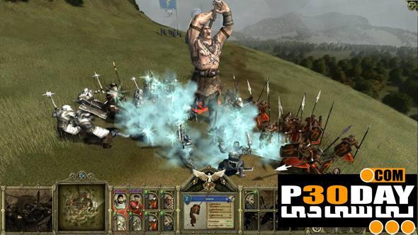 دانلود بازی King Arthur Fallen Kingdom 2011 + کرک