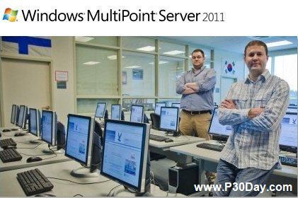 دانلود مستقیم Microsoft Windows MultiPoint Server 2011 Standard 64bit