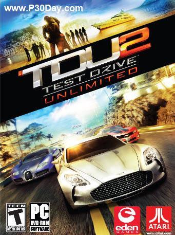 دانلود بازی Test Drive Unlimited 2 + کرک
