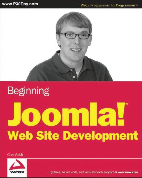 دانلود کتاب آموزش کامل جوملا Beginning Joomla Web Site Development