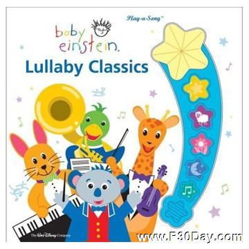 آلبوم موسیقی آرامش بخش کودکان Baby Einstein Lullably Classics