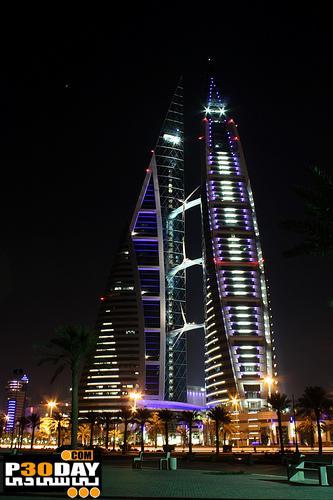 دانلود مستند چگونگی ساخت مجتمع تجاری بحرین World Trade Centre Bahrain