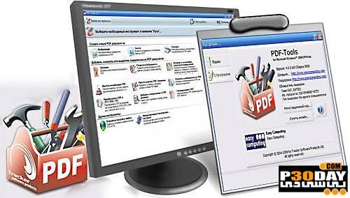 ساخت و ویرایش فایلهای پی دی اف با Tracker Software PDF-Tools 4.0.0196