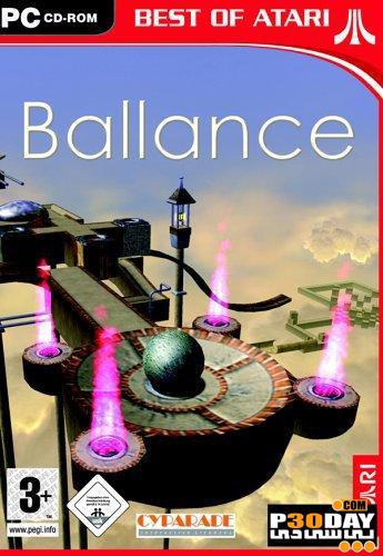 دانلود بازی تعادل و حفظ توپ Ballance