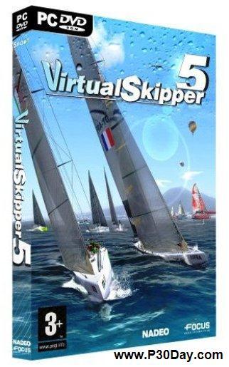 دانلود بازی شبیه سازی قایق بادبانی Virtual Skipper 5