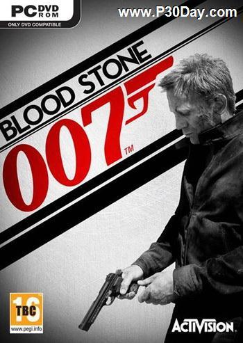 دانلود بازی جدید James Bond 007: Blood Stone 2010 + کرک