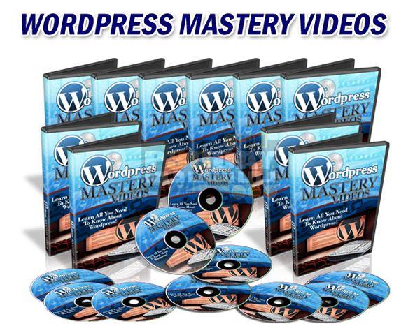 دانلود فیلم آموزشی جامع مدیرت محتوی وردپرس Total Training WordPress Mastery