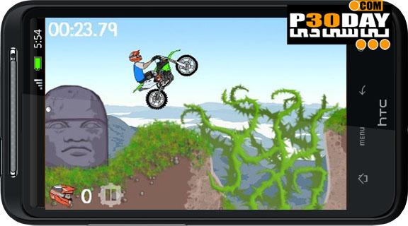دانلود بازی هیجان انگیز و معروف Moto X Mayhem v1.81 آندروید