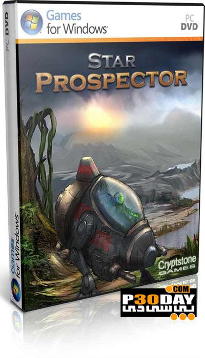 دانلود بازی Star Prospector 2012 + کرک