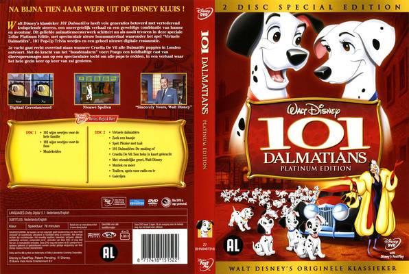 دانلود کارتون خاطره انگیز 101 سگ خالدار 101 Dalmatians 1961